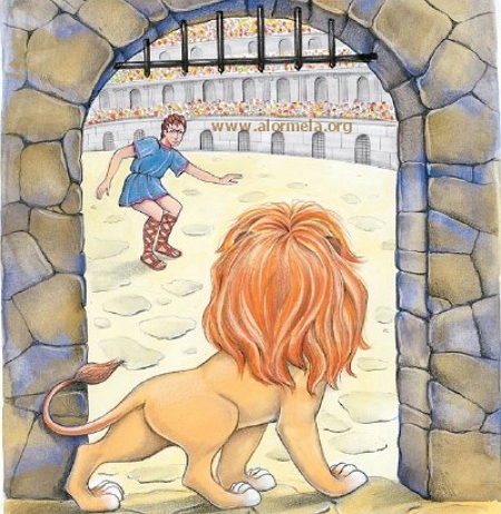Androcles and The Lion 3.1
